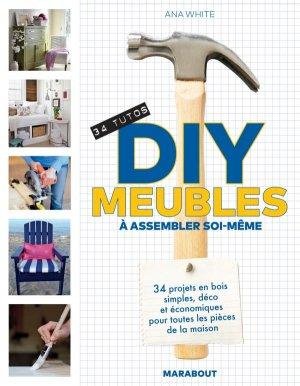 DIY meubles à assembler soi-même - marabout - 9782501117081 -