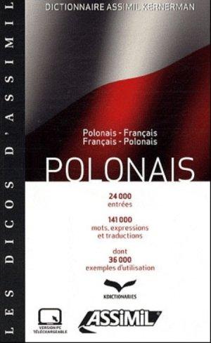 Dictionnaire Polonais - assimil - 9782700506761