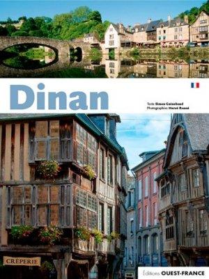 Dinan - ouest-france - 9782737371721 -