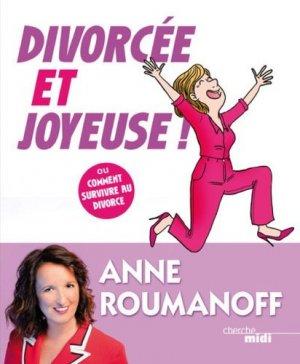 Divorcée et joyeuse ! - le cherche midi - 9782749162195 -