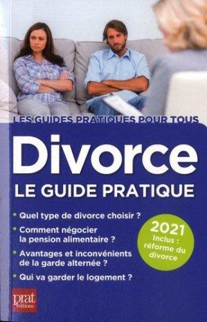 Divorce - Prat Editions - 9782809515800 -
