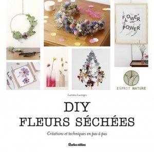 DIY fleurs séchées - rustica - 9782815313353 -