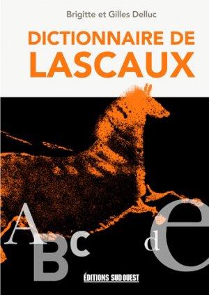 Dictionnaire de Lascaux - sud ouest - 9782817706436 -