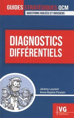 Diagnostics différentiels aux ECN - vernazobres grego - 9782818316818 -