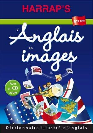 DICTIONNAIRE ANGLAIS EN IMAGES  - HARRAP'S - 9782818703588 -