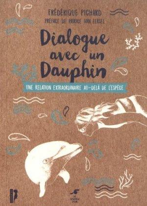Dialogue avec un dauphin - le souffle d'or - 9782840586388 -
