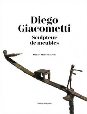 Diego Giacometti - du regard  - 9782841053827 -