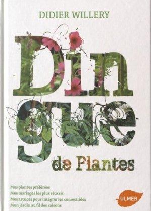 Dingue de plantes - ulmer - 9782841388011