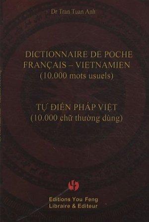 Dictionnaire de poche français-vietnamien - you feng - 9782842793715 -