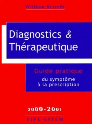 Diagnostics et thérapeutique - estem - 9782843710834 -