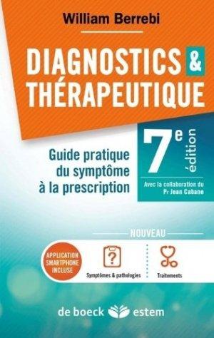Diagnostics et thérapeutique - estem - 9782843717536