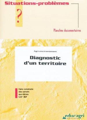 Diagnostic d'un territoire - educagri - 9782844441027 -