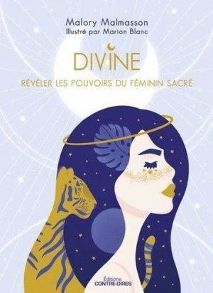 Divine - contre dires - 9782849335987 -