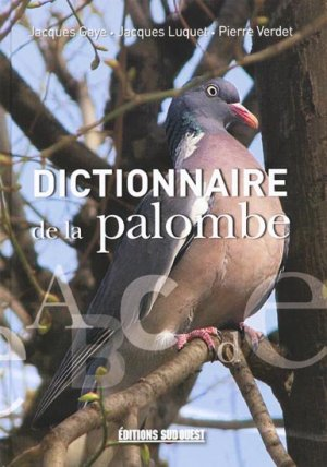 Dictionnaire de la Palombe - sud ouest - 9782879014968 -