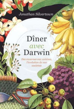 Dîner avec Darwin - presses polytechniques et universitaires romandes - 9782889152438