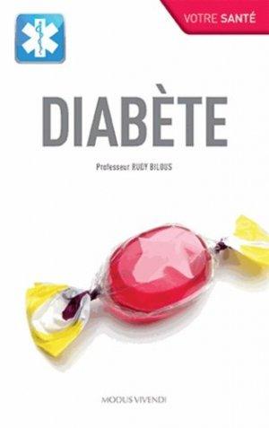 Diabète - modus vivendi (canada) - 9782895238201 -