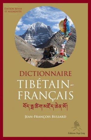 Dictionnaire tibétain-français - yogi ling - 9782911417382 -