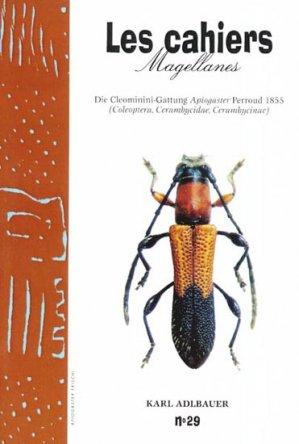 Die Cleominini-Gattung Apiogaster Perroud, 1855 - magellanes - 9782911545436 -
