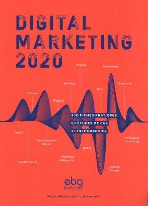 Digital Marketing 2020 - elenbi editeur - 9782914901246 -
