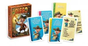 Diego, l'aventurier des mots - cit'inspir - 9782919675364