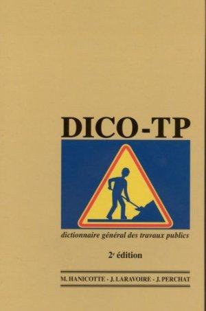 Dico-TP 2005 - arcature - 9782952360807 -