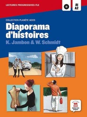 Diaporama d'histoires - Difusión Centro de Investigación y publicaciones de idiomas - 9788484438922 -