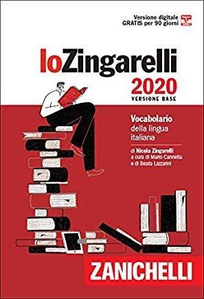Dizionario italiano unilingue  2020 - zanichelli - 9788808733269 -