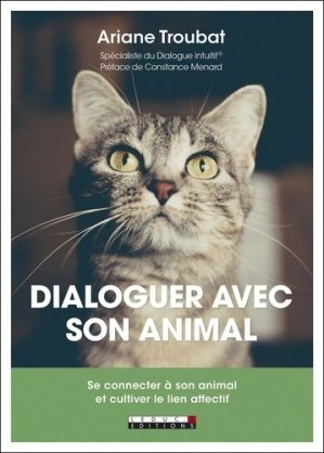 Dialoguer avec son animal - leduc - 9791028516567 -