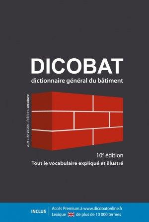 Dicobat - arcature - 9791092348071 -