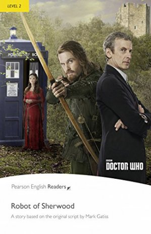 Doctor Who: The Robot of Sherwood - pearson - 9781292205656 -