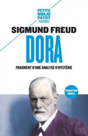 Dora. Fragment d'une analyse d'hystérie - Payot - 9782228904964 -