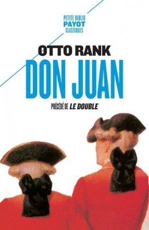 Don Juan. Précédé de Le Double - Payot - 9782228925471 -
