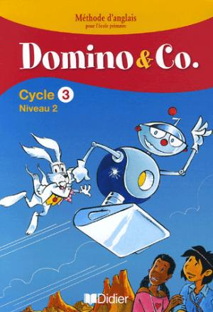 Domino and Co Cycle 3 Niveau 2 - didier - 9782278058587 -