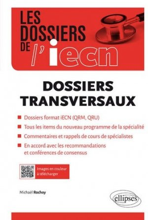 Dossiers transversaux - ellipses - 9782340011076 -
