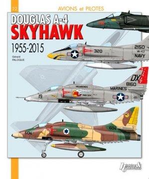Douglas A-4 Skyhawk - Histoire et Collections - 9782352503637 -