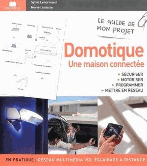 Domotique - massin - 9782707208644 -