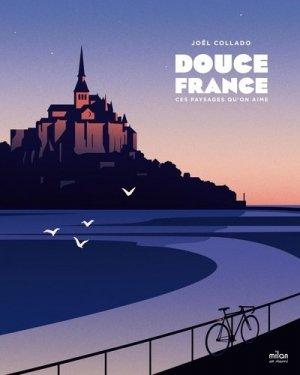 Douce France - milan - 9782745978608 -