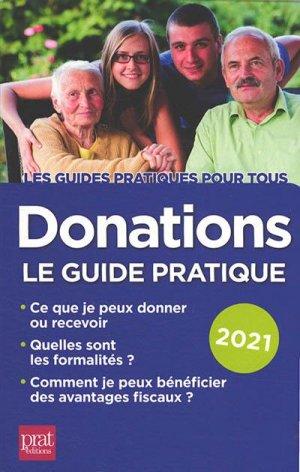 Donations - Prat Editions - 9782809515930 -