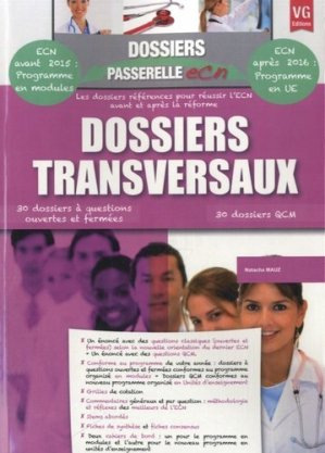 Dossiers transversaux - vernazobres grego - 9782818310267 -