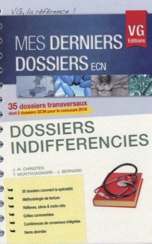 Dossiers indifférenciés - vernazobres grego - 9782818310823 -