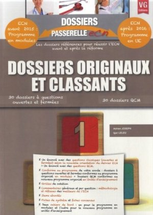 Dossiers originaux et classants - vernazobres grego - 9782818311004 -