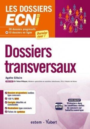 Dossiers transversaux - estem / vuibert - 9782843718793 -
