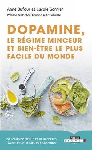 Dopamine, le régime minceur et bien-être le plus facile du monde - leduc - 9791028515560