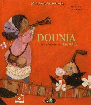 Dounia - lacaza musique - 9791094193020 -