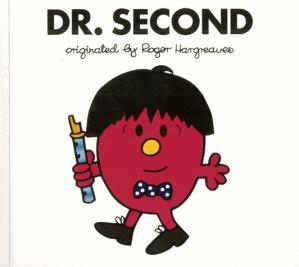 DR SECOND  - PENGUIN - 9781405930093 -