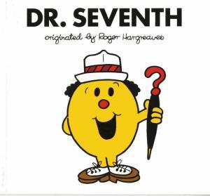 DR SEVENTH  - PENGUIN - 9781405930109 -