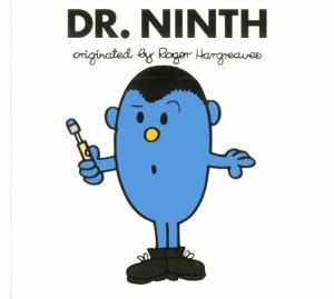 DR  NINETH  - PENGUIN - 9781405930123 -
