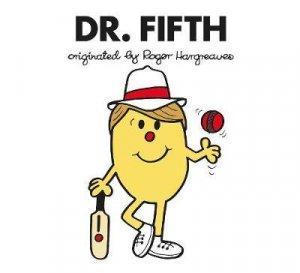DR  FIFTH  - PENGUIN - 9781405930147 -