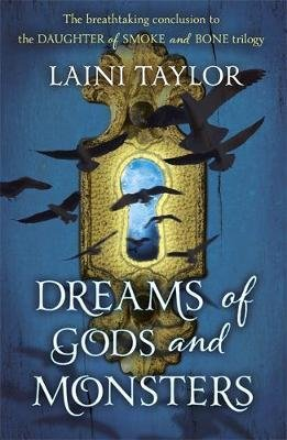 DREAMS OF GODS AND MONSTERS  - hodder and stoughton - 9781444722758 -