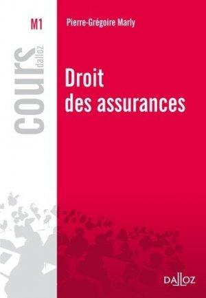 Droit des assurances - dalloz - 9782247109029 -